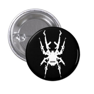 Like Insects 2 Pinback Button
