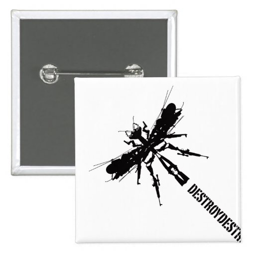 Like Insects 4 Pinback Button