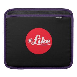 #like iPad sleeve