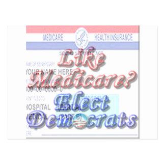 Like Medicare? Postcard
