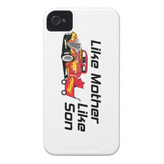 Like Mother Like Son Case-Mate iPhone 4 Cases