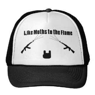 Like Moths to the Flame Trucker Hat