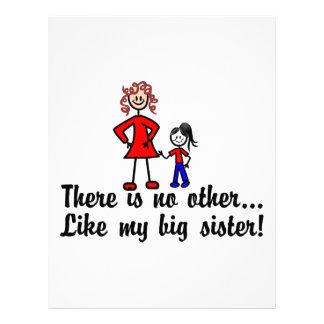 Like My Sister Letterhead