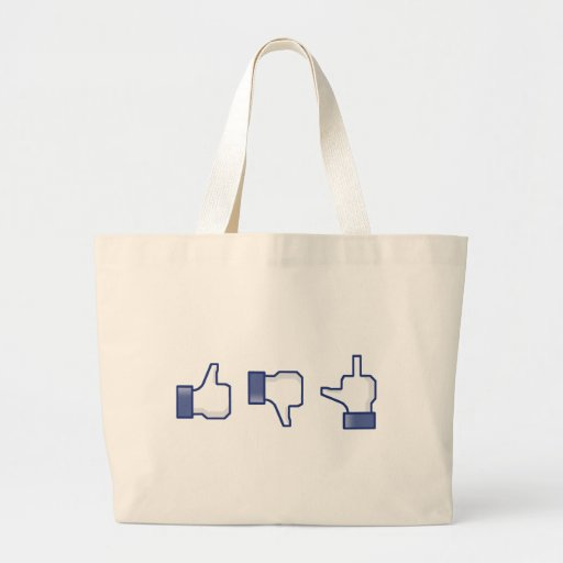 Like-Not Like- F*ck That Bag