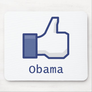 Like Obama Mouse Pad