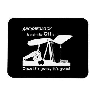 Like Oil Fridge Magnet