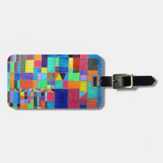Like Paul Klee Luggage Tag