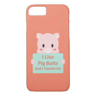 Like Pig Butts iPhone 8/7 Case