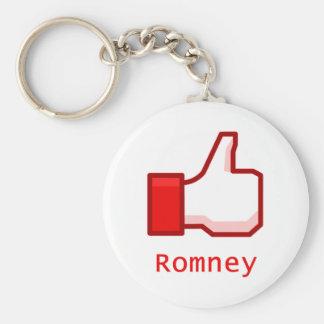 Like Romney Keychain