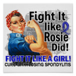 Like Rosie Did Cure AS Poster