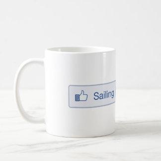 Like Sailing Coffee Cup Gift