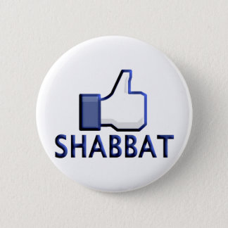 Like Shabbat Button