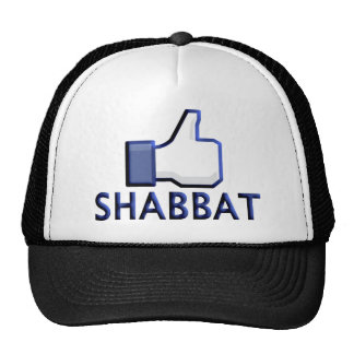 Like Shabbat Trucker Hat