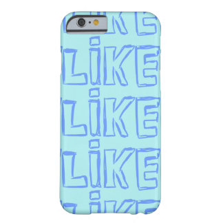 Like subtitles barely there iPhone 6 case