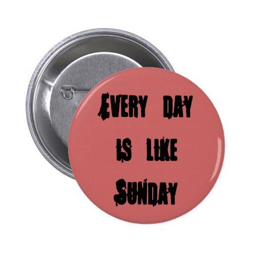 """Like Sunday"" Button"