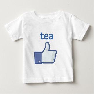 LIKE tea Baby T-Shirt