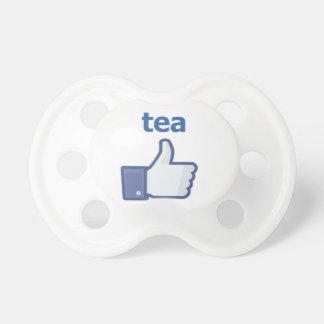LIKE tea Pacifier