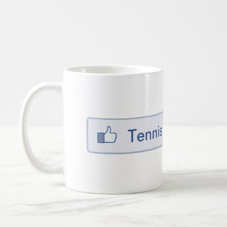 Like Tennis Cup Gift