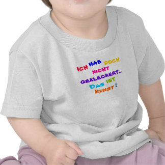 """""""like that is I"""" - baby T shirt"""