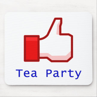 Like the Tea Party Mouse Pad