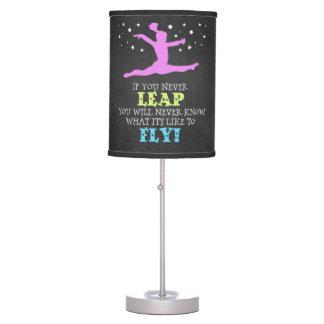 Like to Fly - Gymnastics Table Lamp