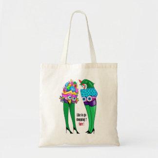 Like to go shopping? Sura! Bolsa Tela Barata