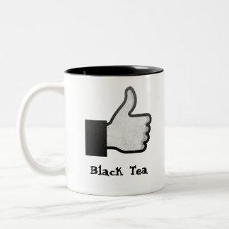 Like Two-Tone Coffee Mug