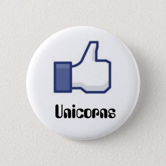 Like Unicorns Button