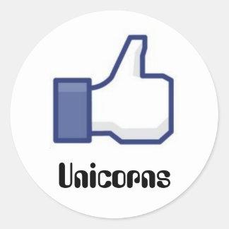 Like Unicorns Sticker