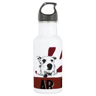 likeARealDog Logo Water Bottle