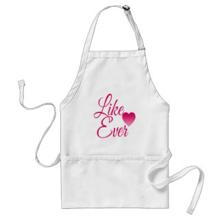 LikeEver.png Adult Apron