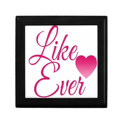LikeEver.png Cajas De Recuerdo