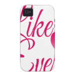 LikeEver.png iPhone 4/4S Fundas