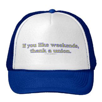 LikeWeekends Trucker Hat