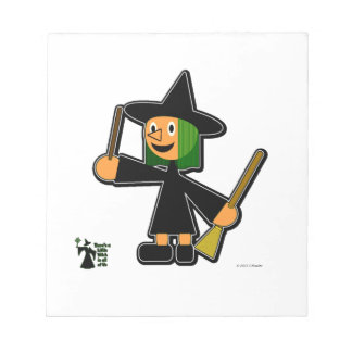 Likl' Witch Notepad