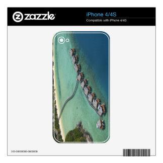 Likuliku Lagoon Resort, Malolo Island, Fiji Decals For The iPhone 4