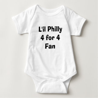 L'il 4 for 4 Fan T-Shirt
