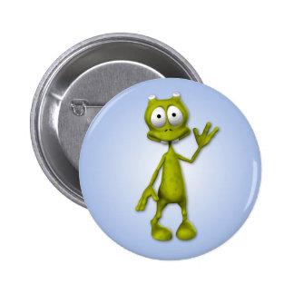 Lil' Alien Button