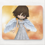 Lil Angels 2 Mouse Pad