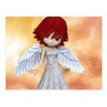 Lil Angels 2 Post Card