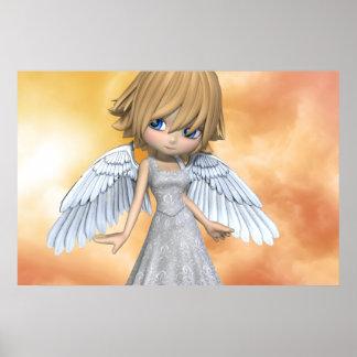 Lil Angels 2 Print