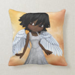 Lil Angels 2 Throw Pillows