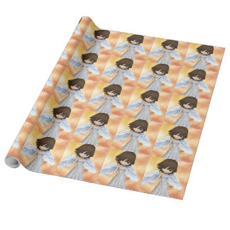 Lil Angels 2 Wrapping Paper