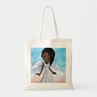 Lil Angels Budget Tote Bag