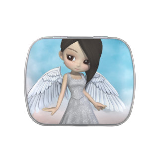 Lil Angels Candy Tin