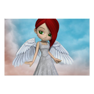 Lil Angels Print