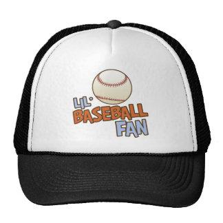 Lil Babseball Fan Mesh Hats