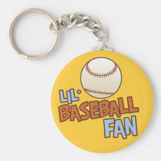 Lil' Babseball Fan Keychain