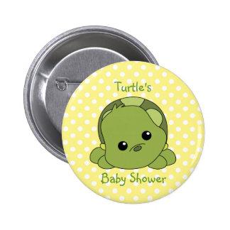 Lil Baby Turtle 2 Inch Round Button