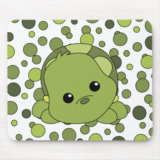 Lil Baby Turtle Mouse Pad